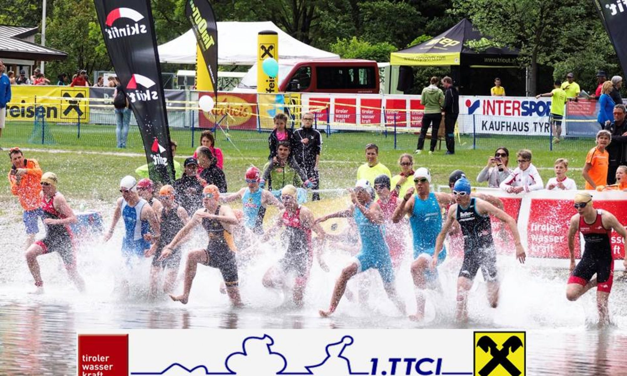 1. Raika Tiroler Triathlonclub Innsbruck
